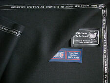 76%WOOL& 24%MOHAIR SUITING FABRIC MADE IN ENGLAND BY William Halstead–2.12+1.7 m