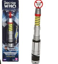Doctor Who Tercer Doctor Sonic Destornillador Nueva Marca John Pertwee