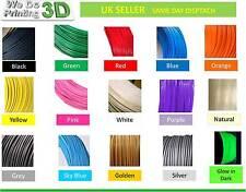 3D Printer Filament PLA 3mm, 20+ Colours - 40m 20m 10m Lengths - Reprap 3.00mm