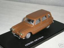 CITROEN AMI 6 BREAK MARRON ELIGOR 1/43 Ref 100526