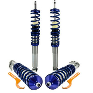 Coilover Suspension Adjustable For VW Golf MK2,MK3 Vento Conrad Amortiguadores