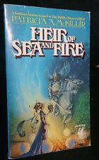 The Heir of Sea and Fire by Patricia McKillip Del Rey paperback 0345351843