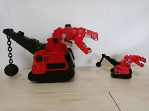 Dinotrux Reptool Pair No Control Ty Rux DKD34 Netflix Show For Kids