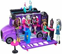 Monster High Deluxe School Bus  Spa Playset