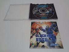Black Hole Assault CD No Spine Sega Mega-CD Japan