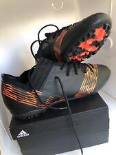 NEW MEN'S Adidas Nemeziz Tango 17.3 TF Turf Soccer Cleats CP9098 Black Red