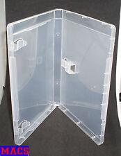 Hülle transparent durchsichtig für USB Stick - 170x135x14mm (Blu Ray Hülle) Neu