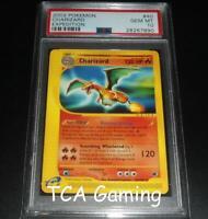 PSA 10 GEM MINT Charizard 40/165 Expediton Base Set RARE Pokemon Card