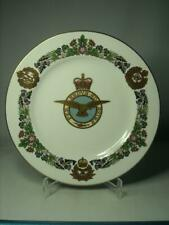"Spode ROYAL AIR FORCE Plate 10.5"" 1918-1968 50th Anniversary of the Formation"