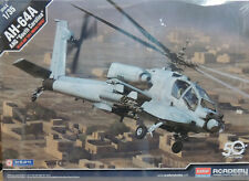 Ah-64A South Carolina Army National Guard Acm 1:35 Plastic Model Helicopter Kit