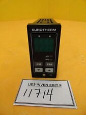Eurotherm U30003813 Temperature Controller 808/T1/0/R1/0/0/QS/(AKAC506)/ Used