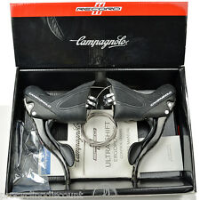 NEW 2018 Campagnolo RECORD 11 ULTRA Ergo Shifters Shift Brake Levers & Cables
