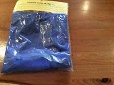Royal blue Square dance petticoat carrring bag/laundry bag