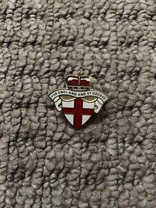 Patriot St George Pin Badge
