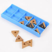 10* TNMG160404R-S carbide inserts lathe turning tool cabide tips for steel parts