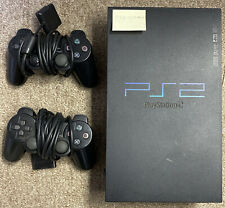 Sony PlayStation 2 (PS2) Console - Black (SCPH-39001)