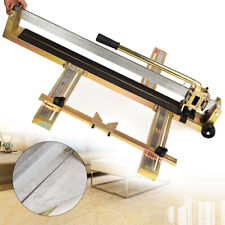 80cm Cutting Length Manual Tile Saw Machine Marble Wall Floor Tiles Cutter Tool