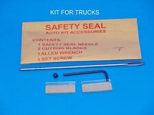 1 Kit Safety Seal Auto Kit Accessories for Trucks