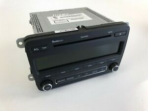H1896 SKODA CD RADIO CONTROL 5J0035161D