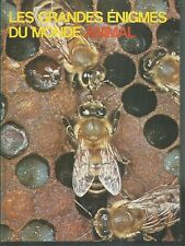 Les grandes énigmes du monde animal. Les insectes 1.De Cremille TB6