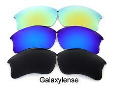 Galaxy Lentes De Repuesto Para Oakley CHALECO ANTIBALAS XLJ Negro ,azul y dorado