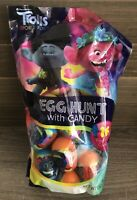 TROLLS WORLD TOUR Candy Filled Easter Eggs Egg Hunt 16 Count, 2.82 Oz NEW SEALED