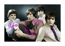 Pink Floyd 11 Syd Barrett A4 reproduction autograph poster with choice of frame