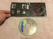 GTR 1986 SELF TITLED GENESIS YES STEVE HOWE HACKETT USA ARISTA DADC ISSUE CD