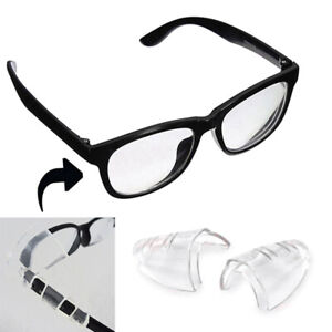 Outdoor Anti-Dust Side Wing Glasses Protector Widely Side-Shield Anti-Saliva SG