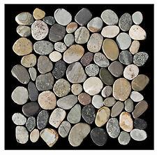 9 Qm   Earthy Cut K 567 Kieselstein Mosaik Wand Boden Sauna Pool