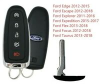 NEW Ford 2011-2018 5 Button Smart Key M3N5WY8609 (HS) Top Quality USA Seller