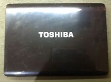 CARCASA SUPERIOR TOSHIBA SATELLITE A200 AP019000210 COVER SCREEN LCD