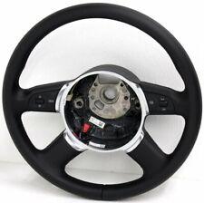 OEM Audi A8 Quattro 4.2L Steering Wheel Black