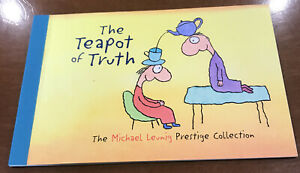 Australia 1998 The Teapot of Truth Prestige Booklet