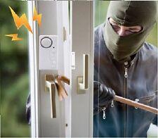 STOP BURGLAR Magnetic Window Door Security Sensor Alarm 1 Unit, Family Safe Gift
