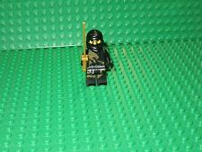 Cole DX 2520 2170 2509 Black Ninja Ninjago LEGO Minifigure Mini Fig Minifig