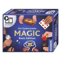 KOSMOS Zaubern Die Zauberschule Magic Basic Edition Zaubertricks ab 8 J. 698904