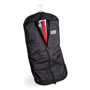 QUADRA Suit Cover Identification Window Full Length Zip Business Trip QD31