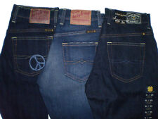 Lucky Brand Easy Rider Bootcut  Blue Stretch Denim Jean 24 25 26 32 New