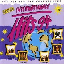 Hits 94-International (Ariola) | 2 CD | Crash Test Dummies, Take That, Ace Of...