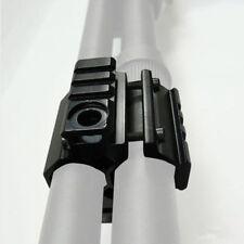 Tri-Rail 21mm Rail Barrel Scope Mount Adapter 12/20 GA Gauge for SHOTGUN/Rifle