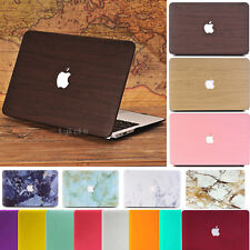 """Frosted Matte Hard Case Cover Skin for Macbook Air Pro 11 13 15"""" & Retina"""