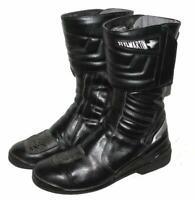 """"""" STYLMARTIN """" Motorradstiefel / Biker- Stiefel / Boots in schwarz ca. Gr. 42,5"""