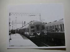 JAP595 - 1965 KEIHAN ELECTRIC RAILWAY Co ~ TRAIN PHOTO Yawatacho Japan