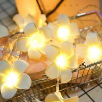 Warm White Christmas Fairy String Lights Wedding Xmas Party Outdoor Decor Lamp