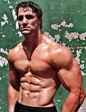 """029 Greg Plitt - American Fitness Model Actor 14""""x18"""" Poster"""