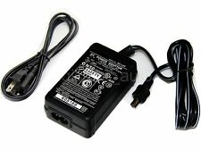 Power AC Adapter For AC-LS5 Sony Cyber-shot DSC-T100 DSC-T200 DSC-V1 DSC-V3