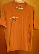 SWISS RIFLE CLUB logo T shirt Altoona coat-of-arms Pennsylvania med tee NRA