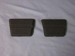 1964-71 chevelle SS skylark gs gto cutlass  brake and clutch pad set drum brakes