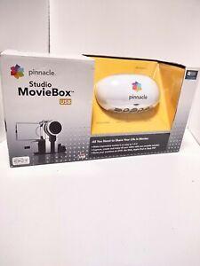 Pinnacle Studio MovieBox Video Input Adapter USB 510-USB New Open Box